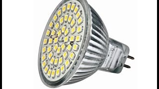 Экономим ! Обзор светодиодных лампочек типа G10//посылка из китая