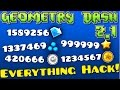 Geometry Dash Stats Editor (Stars, Coins, Usercoins & more)! [2.12 Steam]