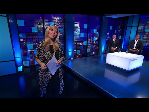 After The News (ITV) Opening - 10th October 2017