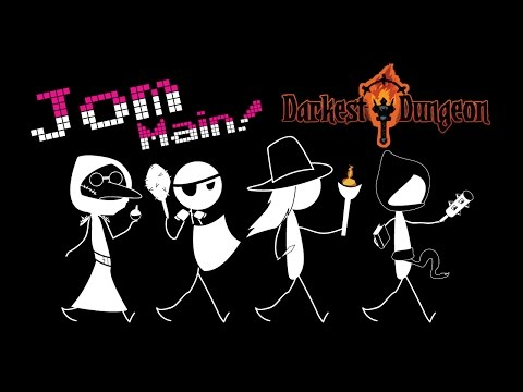 Jom Main Darkest Dungeon - Episod 13: Cove | Short | Apprentice | Zero Provision run