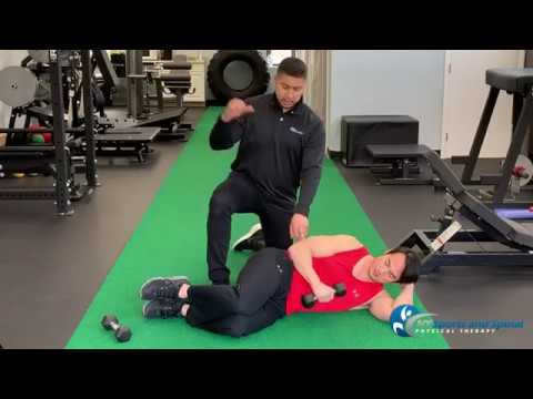 Rotator Cuff Strengthening Basics | NY Sports & Spinal Physical Therapy