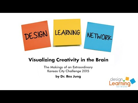 Dr. Rex Jung - Visualizing Creativity in the Brain, Kansas City Design Learning Challenge 2015