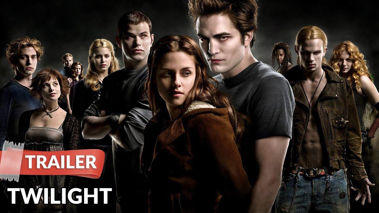 Download Twilight 2008 Trailer HD   Kristen Stewart   Robert Pattinson
