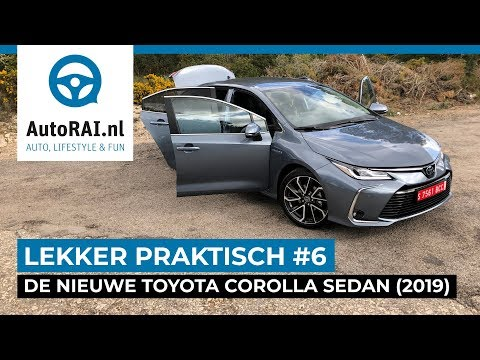 de-nieuwe-toyota-corolla-sedan-(2019)---lekker-praktisch-#6---autorai-tv