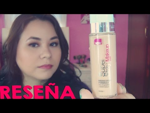 Maybelline SuperStay 24h español  |  Anabella's Makeup