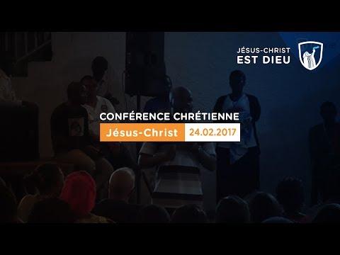 Jésus Christ - Gabon (Shora KUETU - 24/02/17)