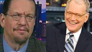 "Penn Jillette Talks About His 2nd Appearance On ""Late Night w/ David Letterman"" & The Actual Segment"