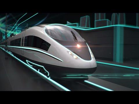 Delivering Future Transport - Rail