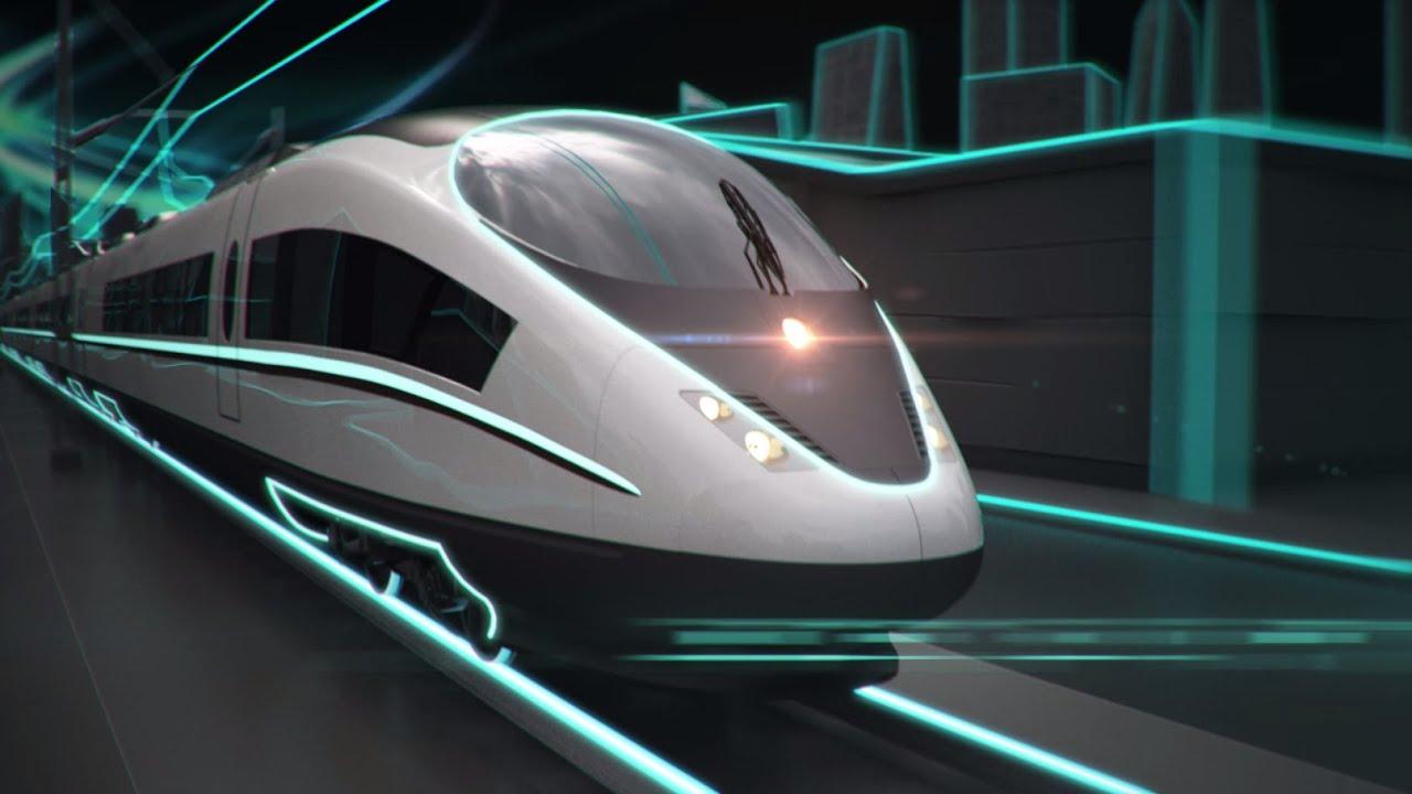 Delivering Future Transport Rail Youtube