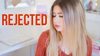 How to Deal with Rejection: College, Jobs, Boys