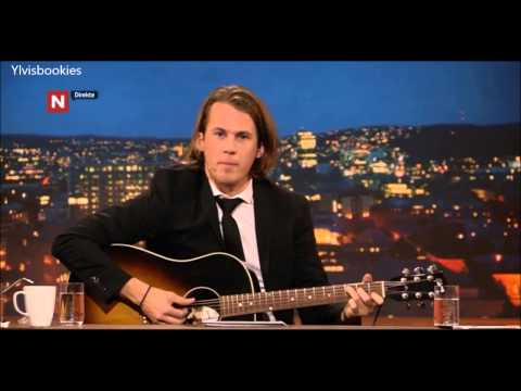 Ylvis  Forced satirical  with Steinar Sagen  IKMY 04.11.2014 Eng subs