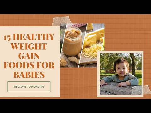 15-healthy-weight-gain-foods-for-babies -momcafe