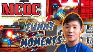 MCOC FUNNY MOMENTS!
