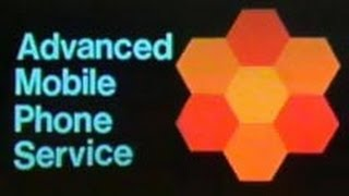 AT&T Archives: Advanced Mobile Phone Service (AMPS), a 1978 film on cell phones