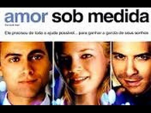 Amor Sob Medida - Comédia Romântica - Filmes Completos Dublados 2014 HD
