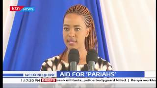 Machakos first lady bats for street kids as she calls for more to be done by National government