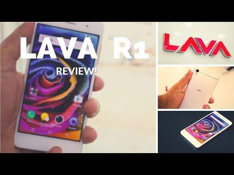 LAVA R1 full review - YouTube