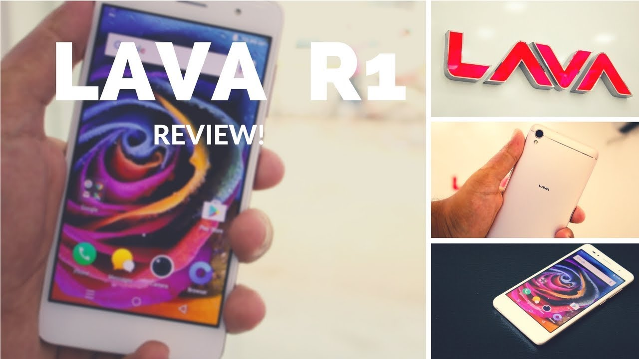 LAVA R1 full review