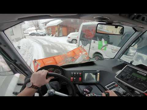 Let's Drive WINTERDIENST Lindner Unitrac 112 LDrive - Teil 3