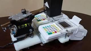 pos robot yeni nesil pos cihazı turkcell kontor yükleme
