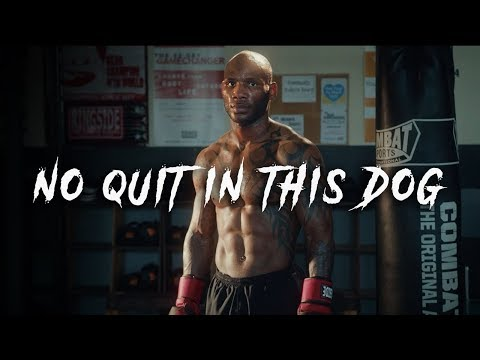 NO QUIT IN THIS DOG – Powerful Motivational Speech Video (Featuring Freddy Fri)