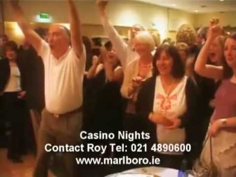 Casino nights themed party fun ideas for adults marlboro for Party entertainment ideas for adults