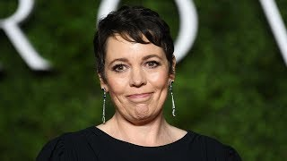 Olivia Colman makes appearance at The Crown Season 3 premiere