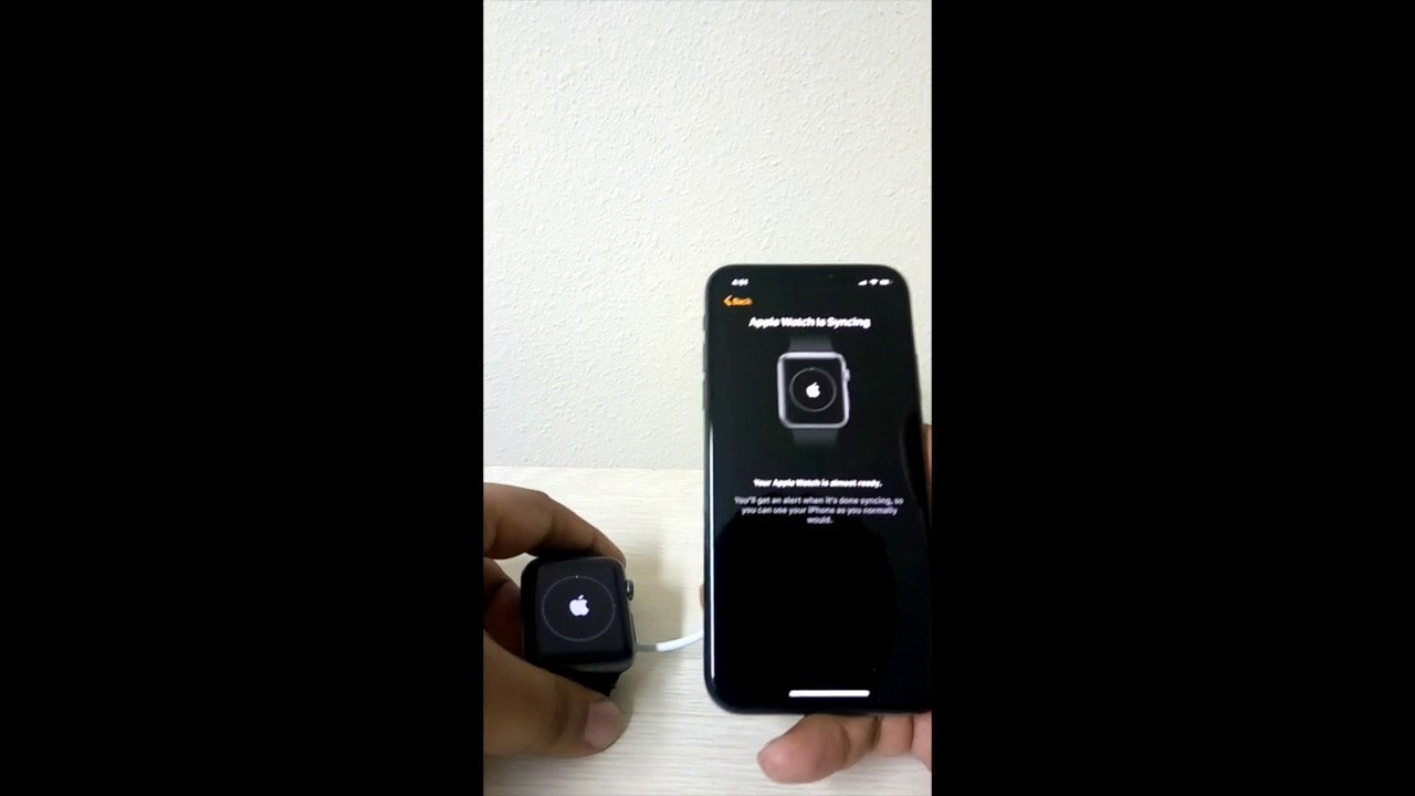 online store 9e79a 389a8 iPhone X Pairing with Apple Watch Series 1