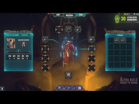 Warhammer 40,000: Mechanicus - Gameplay and Developer Interview
