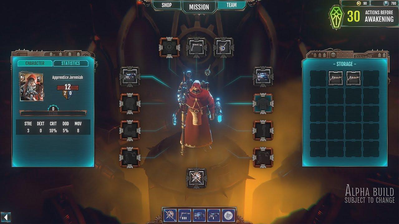 Warhammer 40,000: Mechanicus - Gameplay and Developer Interview ...