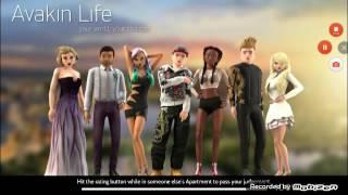 Avakin life - ep. 1 - Shopping