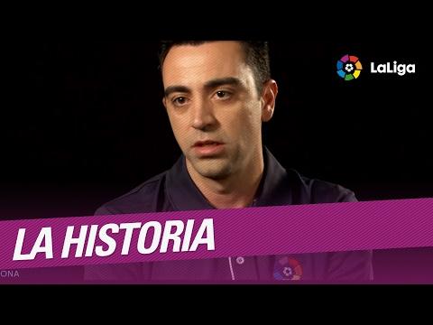 La Historia de Xavi Hernández