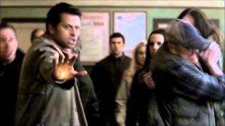 Dont mess with Castiel (Beat the devils tattoo)
