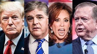 Trump Says Fox News Hosts Convinced Him To Declassify Documents