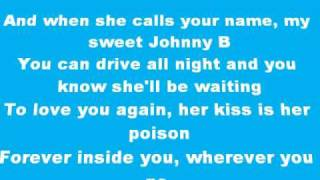 Johnny B  Lyrics