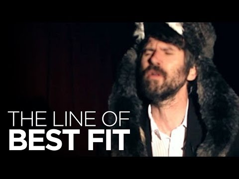 "Gruff Rhys performs ""American Interior"" for The Line of Best Fit"