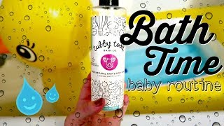 Video OUR BABY BATH TIME ROUTINE || STAY AT HOME MOM download MP3, 3GP, MP4, WEBM, AVI, FLV Agustus 2018