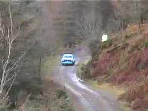 Grizedale Stages Rally 2006 - Pt2