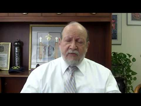 Rabbi Buchwald Discusses Jonathan Pollard's Parole