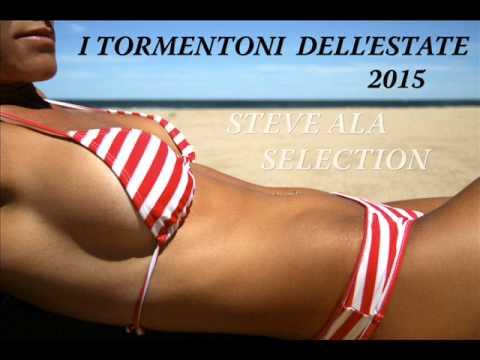 I TORMENTONI DELL'ESTATE 2015 - Le Canzoni del momento Luglio 2015 - ALFIO STIVALA DJ Summer Mix