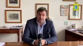 Ordine pubblico, movida e San Pardo: il messaggio del sindaco di Larino Pino Puchetti