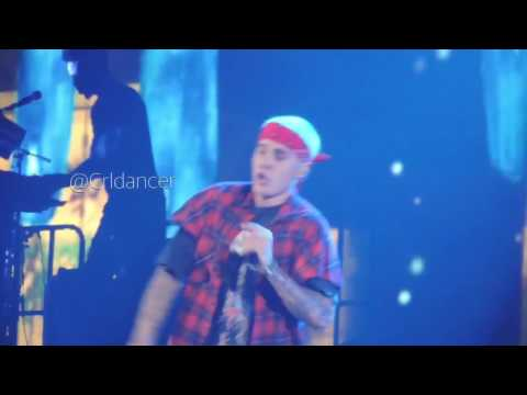 Justin Bieber purpose tour Fargo North Dakota 6•18•16