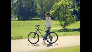Как взрослому освоить велосипед за 3 дня.