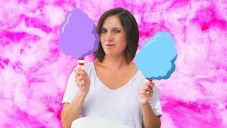 Mom vs. Cotton Candy Burrito | Mom VS. | Well Done