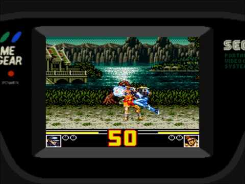 Fatal Fury Special - Game Gear |