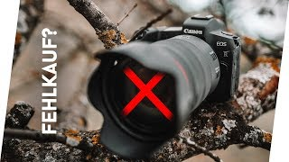 Mein größter Fehlkauf: Canon EOS R | Jonah Plank
