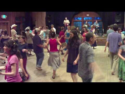 Contra Dance, John C. Campbell Folk School