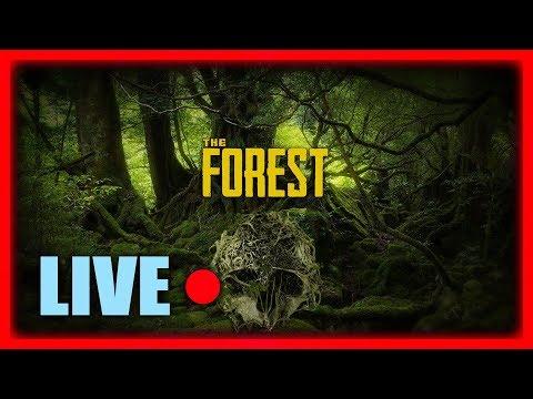 PREZIVLJAVANJE SA CALETOM, SANETOM & MUDJOM ! The Forest - 1.Deo