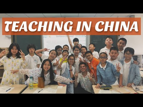 a day in the life: teaching english in china (with GoToCo)