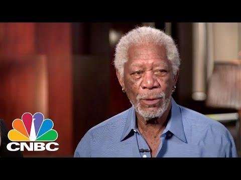 Morgan Freeman: Movies Should Fear TV | BINGE | CNBC